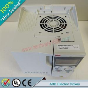 Cheap ABB ACS355 Series Drives ACS355-03E-15A6-4 / ACS35503E15A64 wholesale