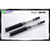 Cheap White / Clear 2ml Ego Ce4 E Cigarette 510 - T Different Color Ecig OEM ODM wholesale