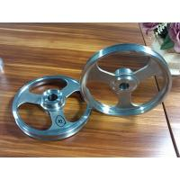 Cheap Nickel Plated Precision Turned Parts Of Metal Fabrication CNC milling and turning , drilling wholesale