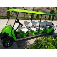 Cheap Club car 10 seater gasoline engine golf carts wholesale