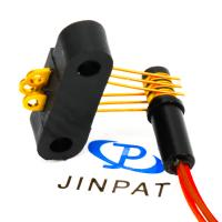 Cheap 3 Circuits Separate Slip Ring 300rpm Working Speed For Automatic Equipment wholesale