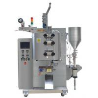 Cheap High Precision Sauce Packaging Machine / 3.8KW Power Food Packaging Equipment wholesale