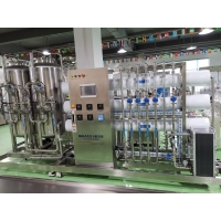 China Reverse Osmosis 1000L 98% Drinking Water Treatment Plant on sale