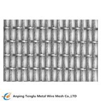Cheap Stainless Steel Cable Mesh Cable pitch: 40mm Cable diameter: 3mm x 1. wholesale