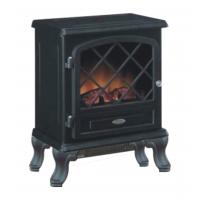Buy cheap European Style Indoor 1500W Electric Stove Heater With Flame Effect from wholesalers