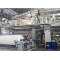 Cheap Single Wire Tissue Paper Making Machine Toilet Roll Manufacturing Machine wholesale