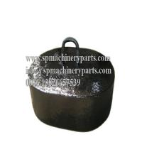 Cheap Good Quality Offshore Industry Anchor chain & Gray Cast Iron Sinker Manufacturer For Mooring System wholesale