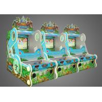 Cheap Touch Screen Fashion Arcade Shooting Machine With Multi Missions wholesale