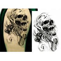 Fashion Design Temporary Tattoo Sticker Customized Size And Patterns
