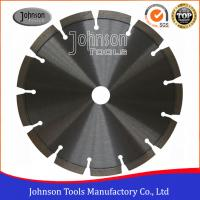 Buy cheap High Speed Dry Diamond Saw Blades / 200mm Diamond Tile Cutting Blade from wholesalers