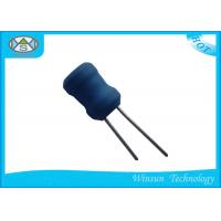 Quality Radial Chokes 0507 Fixed Inductor Winding Ferrite Drum Core Inductor Size D5 X H7mm for sale