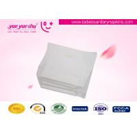 Cheap Cotton Menstrual Ultra Thin Natural Sanitary Napkins Lady Use With Wings wholesale