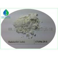 Buy cheap Tadalafil Citrate Steroids Raw Steroid Powders Sex Enhancement Drugs CAS 171596 from wholesalers