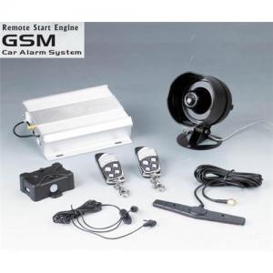 Cheap Car gsm alarm system wholesale