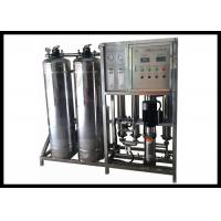 Cheap Automatic SS Treating Underground RO Water Treatment System  380V 50Hz  3 Phase wholesale