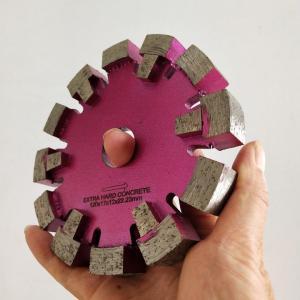 Cheap Floor Concrete Cutting 120mm Tuck Point Diamond Blades wholesale