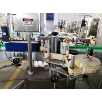 China 200mm 1100W Automatic Sticker Labeling Machine For Round Bottle on sale