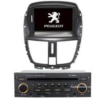 Cheap Peugeot 207 audio player system wholesale