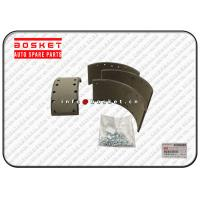 Cheap 5878316922 5-87831692-2 Isuzu Brake Parts Rear Brake Lining Kit For NQR75 4HK1 wholesale