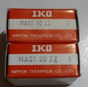 Cheap IKO Wholesaler 20X47X20 bearings NAST20ZZ Roller Follower Needle Bearings NAST 20 ZZ wholesale