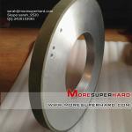 Cheap for thermal spraying coating resin bond grinding wheel   sarah@moresuperhard.com wholesale