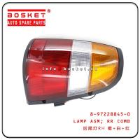 Cheap 8-97228845-0 8972288450 Rear Combination Lamp Assembly For ISUZU DMAX wholesale