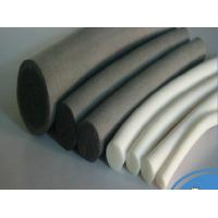 Cheap RoHS Compliant Silicone Foam Tube Sponge Strip Heat Resistant For Medical Equipment wholesale