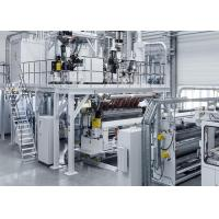Cheap PVC Cast Film Extrusion Line Roll To Roll Making Machine Extrusion Lamination wholesale