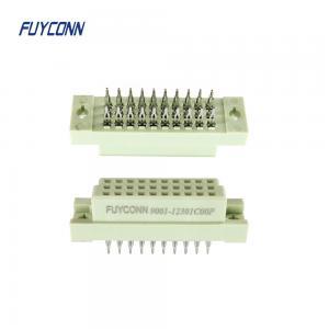 Cheap Female 3 Rows 3*10pin 20pin 30pin Solderless Pin Euro 41612 Connector wholesale