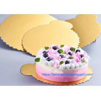 Cheap Food Grade White Board With Aluminium Foil For Cake Board/Christmas Decoration wholesale