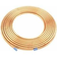 Cheap Light weight 0.30mm Wall Heat exchanger Refrigeration Copper Tubes for vent piping wholesale