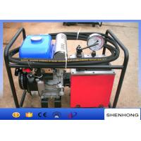 Overhead Line Construction Tools High Pressure Gear shift Hydraulic Pump With Yamaha Petrol Engine