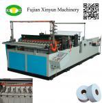 Cheap Low price semi automatic maxi roll paper slitting rewinding machine wholesale