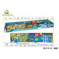 Cheap Shopping Mall Indoor Play Yard For Toddlers Custom Made Design 1680 * 1000 * 350cm wholesale