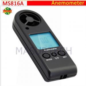 Cheap Digital Wind Speed Meter MS816A wholesale