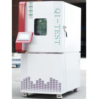 Cheap Programmable Temperature Humidity Test Chamber / Alternative Test Machine By Forced Air Cooling Rate 5℃ / Min wholesale