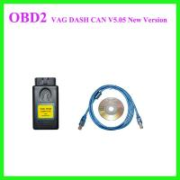 Quality VAG DASH CAN V5.05 New Version for sale