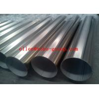 Cheap TP310 / TP347 / TP321H Seamless Stainless Steel Pipe With Butt Weld Ends wholesale