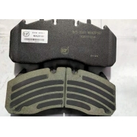 Cheap Low Metallic 80000km Commercial Vehicle Brake Pads For Bus And Truck wholesale
