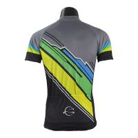 Cheap Light Weight Cycling Sports Wear Sublimation Printing Grey Color wholesale