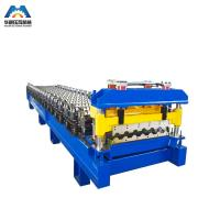Cheap Color Steel Glazed Tile Roll Forming Machine Nigerian To Mexico wholesale