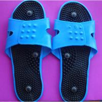 Buy cheap Super comfortable blue conductive massager shoes,Massage shoes,self adhesive from wholesalers