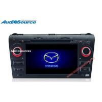 Cheap Mazda 3 car dvd player with gps navigation system wholesale