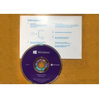 Cheap 100% Workable Windows 10 Professional DVD , Genuine Win 10 Pro License Key wholesale
