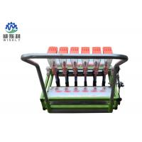 Buy cheap Single Row Agriculture Planting Machine Sesame Rape Pepper Okra Seeder from wholesalers