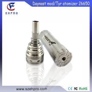 Cheap 510 Threading Mechanical Mod E Cigarette With Tyr Rda 26650 wholesale
