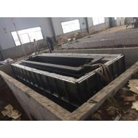 Cheap Structure Pipes Hot Dip Galvanizing Line With Low Carbon Steel / Customized Size wholesale