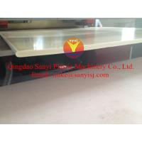 Cheap PVC Furniture Plank Extrusion Machine with Professional Service wholesale
