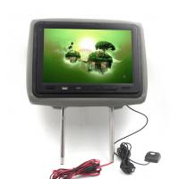 """Cheap Headrest 10"""" Touched Screen For Advertising In Taxi wholesale"""