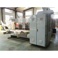 Buy cheap Flexo Printer Slotter Corrugated Cardboard Production Line For Carton Box from wholesalers